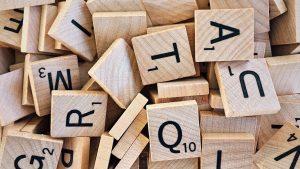 woorden met q - Scrabble