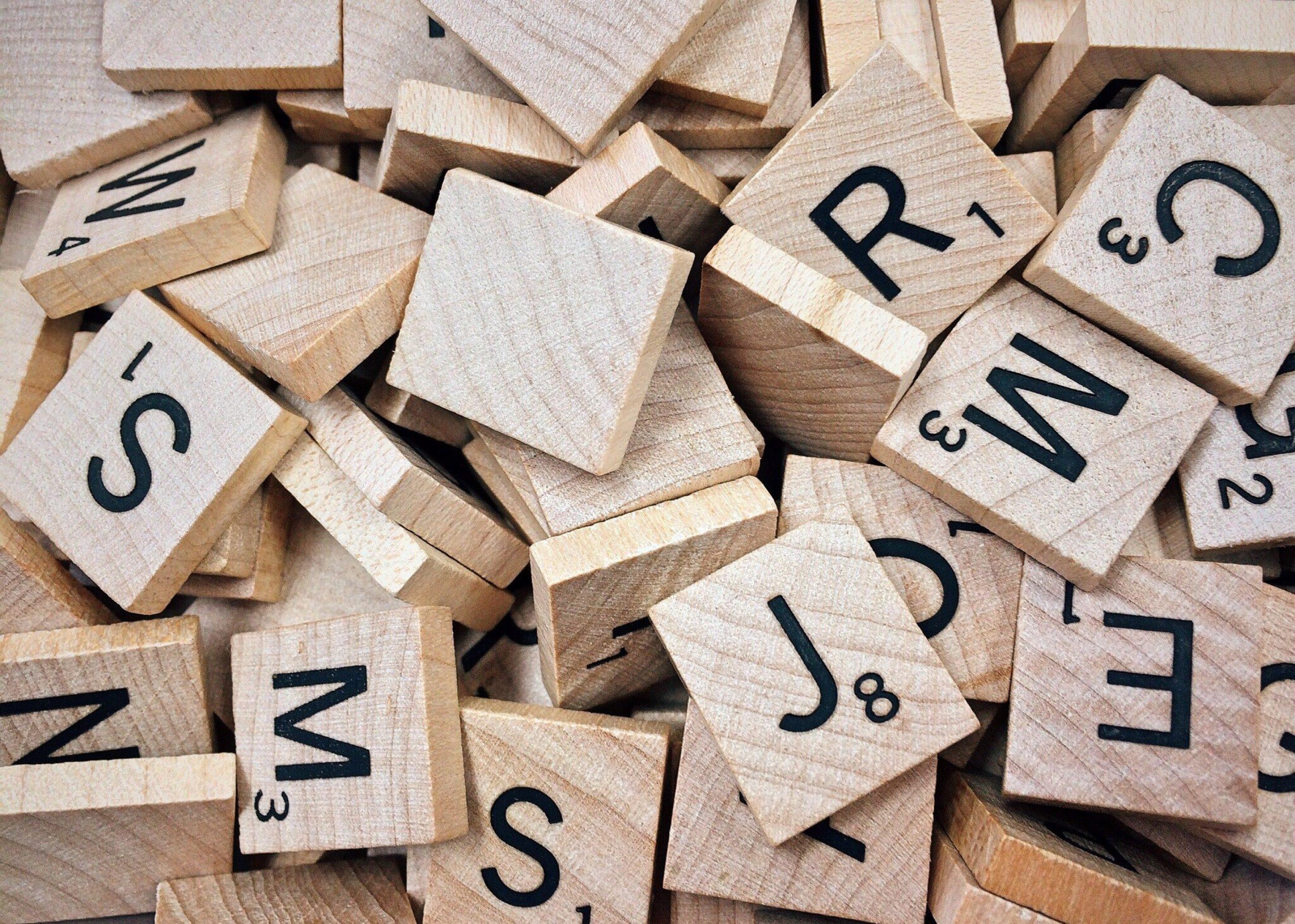winnen met scrabble - Scrabble